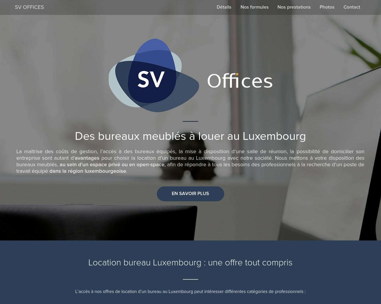 Location de bureaux meublés au luxembourg buzzle
